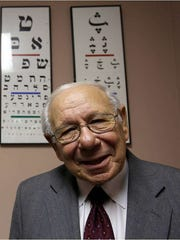 Dr. Lawrence A. Ragone, a Camden High School alum, founded the South Jersey Eye Center in Camden.