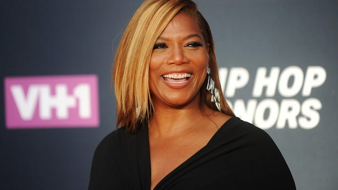 Queen Latifah is set to receive the Entertainment Icon award at the American Black Film Festival Honors, to be held Friday in Los Angeles. Queen Latifah got her start as a rapper almost three decades ago.