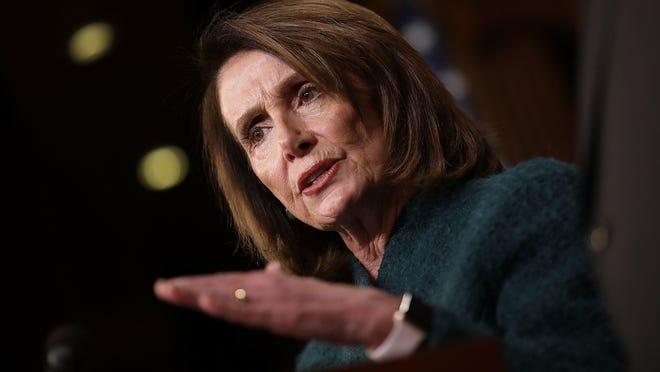 House Minority Leader Nancy Pelosi (D-Calif.)