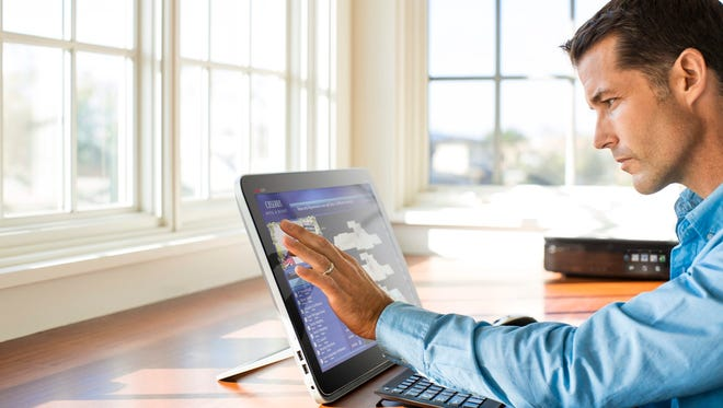 Thanks to new technology, it's easier than ever to work remotely.