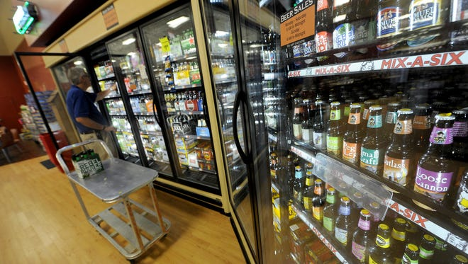 New legislation will allow beer distributors to sell six packs.