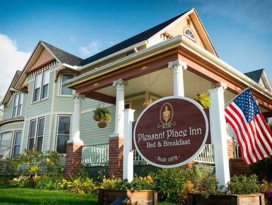The Pleasant Place Inn B&B in Port Huron still has rooms available for this Fourth of July holiday.
