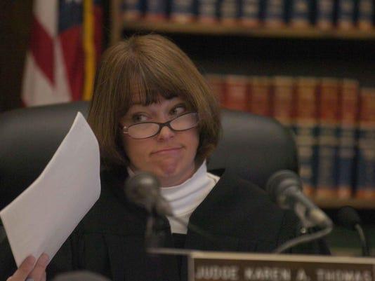 Judge Thomas, file