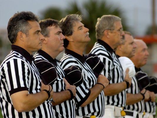 Satellite High Schoo vs. Space Coast at Satellite football