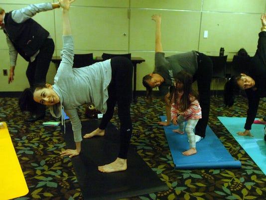 1 BHM Kid Yoga