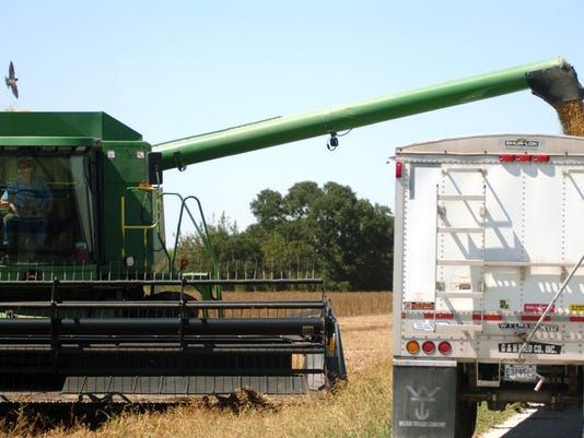 soybean harvest - use this