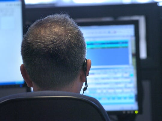 Dispatchers are continuing to work throughout the coronavirus pandemic.