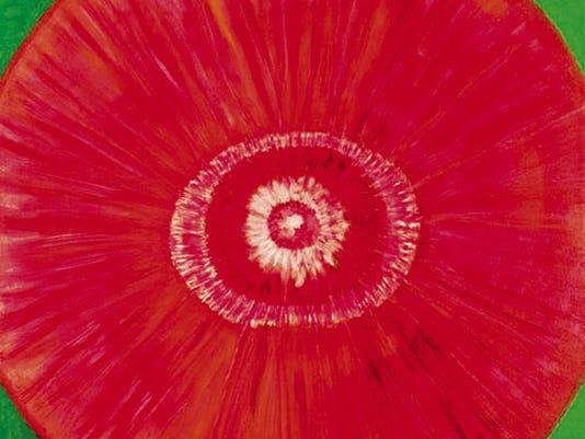"""Texas Strawberry"" (2010) by Reggie Watterson."