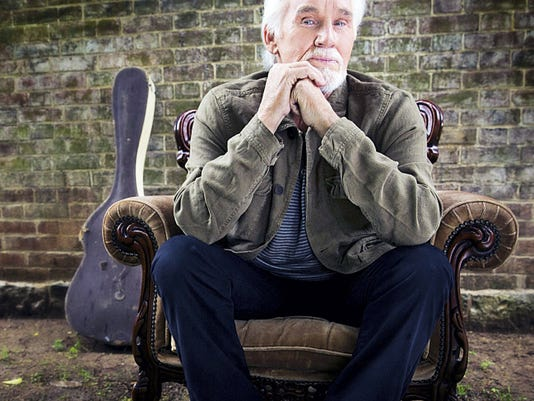 "Kenny Rogers brings his ""Through the Years"" world tour to American Music Theatre in Lancaster on July 16."