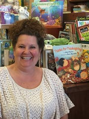 Connie Halpern, owner of Mrs. Figs' Bookworm in Camarillo, has moved on from the ruined turkey she made as a young bride.