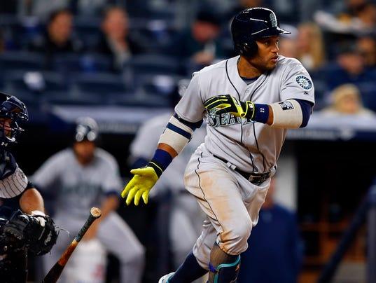 USP MLB: SEATTLE MARINERS AT NEW YORK YANKEES S BBA USA NY