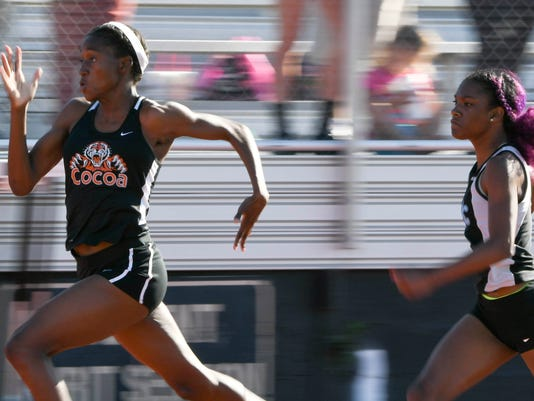 High School Track: Cape Coast Conference Meet