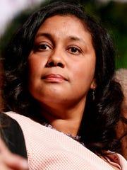 LeVette Fuller city councilwoman, district B, at the