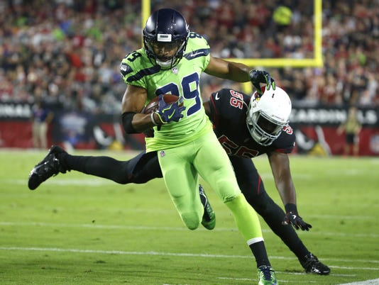 Seahawks vs Cardinals 2017