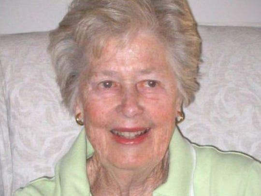 Corinne Pulliam Quayle.