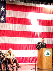 U.S. Army Sgt. Jason Bejger of Garden City was the