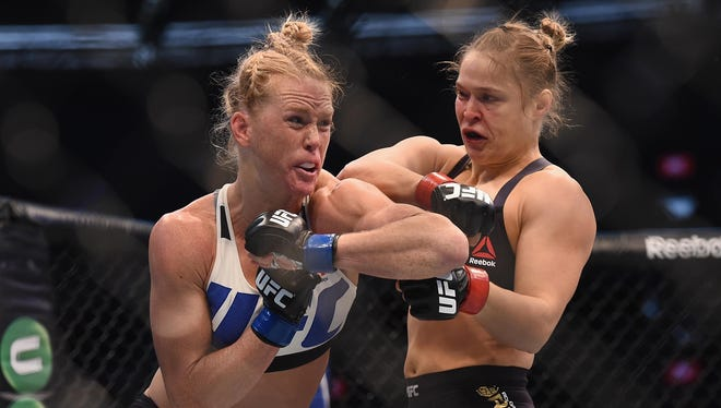 A rematch between Holly Holm and Ronda Rousey could be one of the most lucrative matches in UFC history.