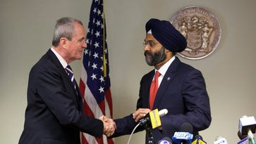 Murphy transition: A spat with Christie followed by Cabinet picks