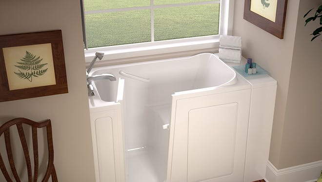 USA Bath walk-in tub