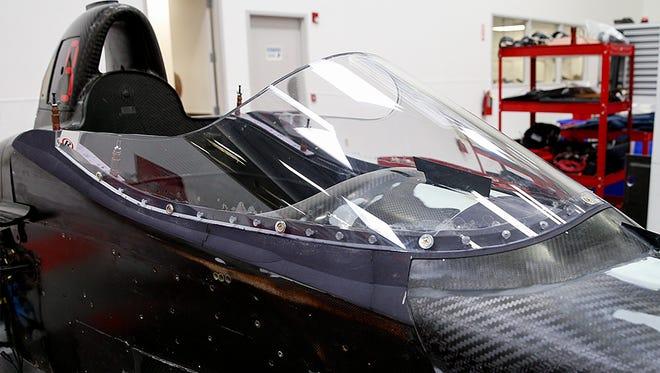 IndyCar's windscreen prototype will undergo its first on-track test next week in Phoenix.