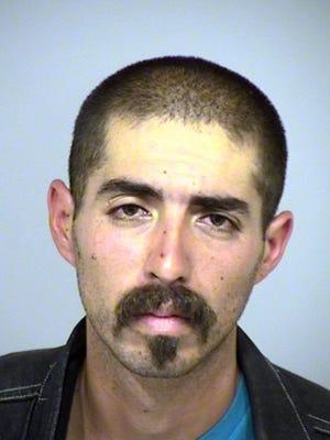 Gerardo Salgado, 29, was arrested in Ventura Friday morning.