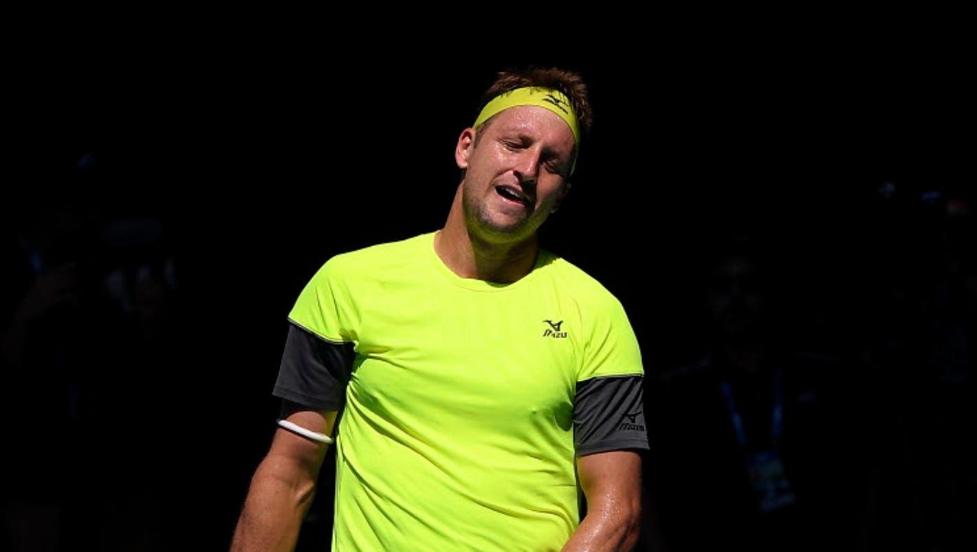 Australian Open: Americans out of singles running as Tennys Sandgren falls to Hyeon Chung