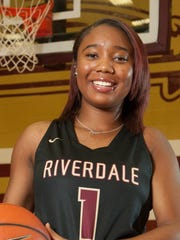 Riverdale's Alasia Hayes.