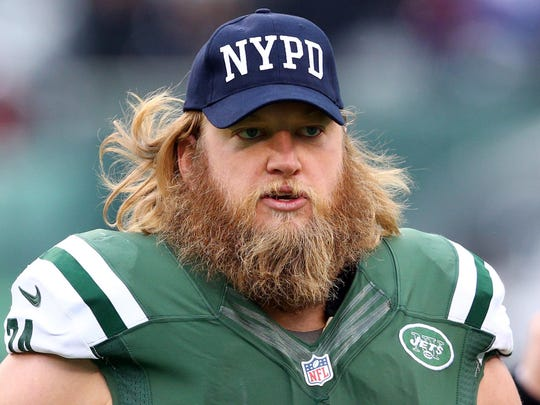 Nick Mangold may be the NFL's best center.