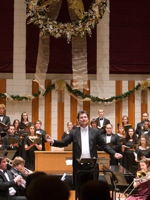 Christmas in Hudson Hall: Willamette University Music presents annual Christmas in Hudson Hall, this special performance is a non-commercial presentation of the historical roots of the Christmas season, 7:30 p.m. Thursday and Friday, Dec. 7-8, Hudson Hall at Mary Rogers Music Center, Willamette University, 900 State St., Salem, $10, $8 for students with ID.