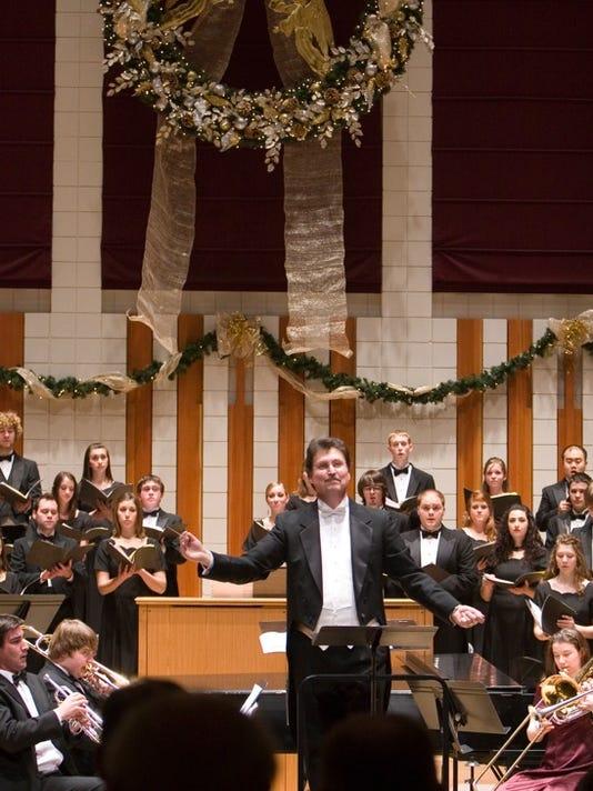 Christmas at Hudson Hall