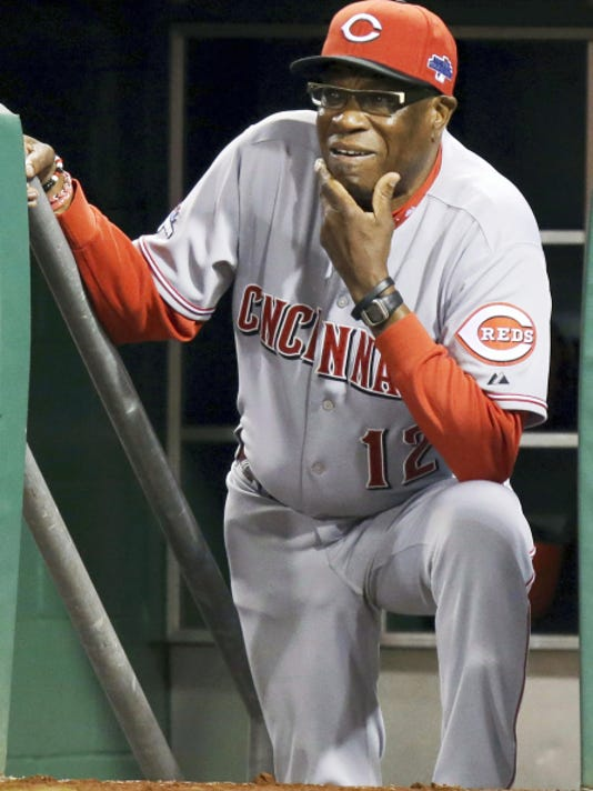 Former Cincinnati Reds manager Dusty Baker is the new manager of the Washington Nationals.