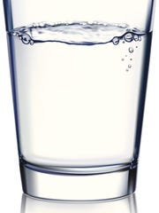 Drinking water is a healthy thing to do, but will not wash coronavirus down into your stomach.