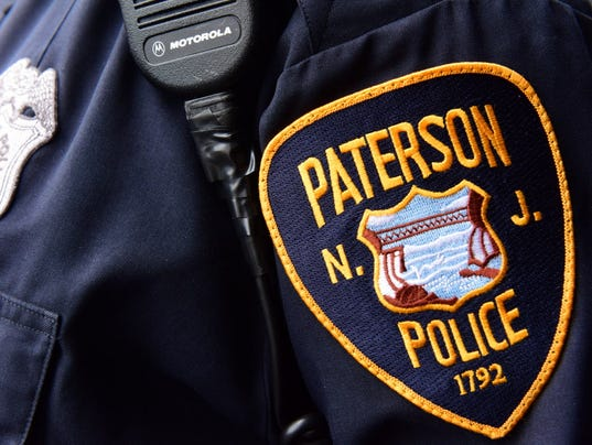 Webkey-Paterson Police patch