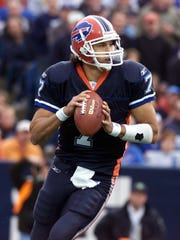 J.P. Losman spent five seasons with the Bills and appeared in 42 games. He went 10-23 in his 33 starts with 33 touchdown passes and 34 interceptions.