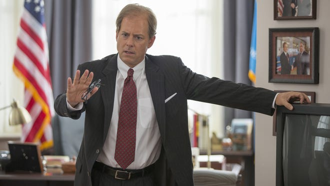 """Greg Kinnear stars as Joe Biden in HBO's """"Confirmation."""""""