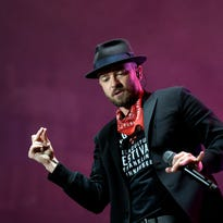 Justin Timberlake leads jam-packed day one at Pilgrimage 2017