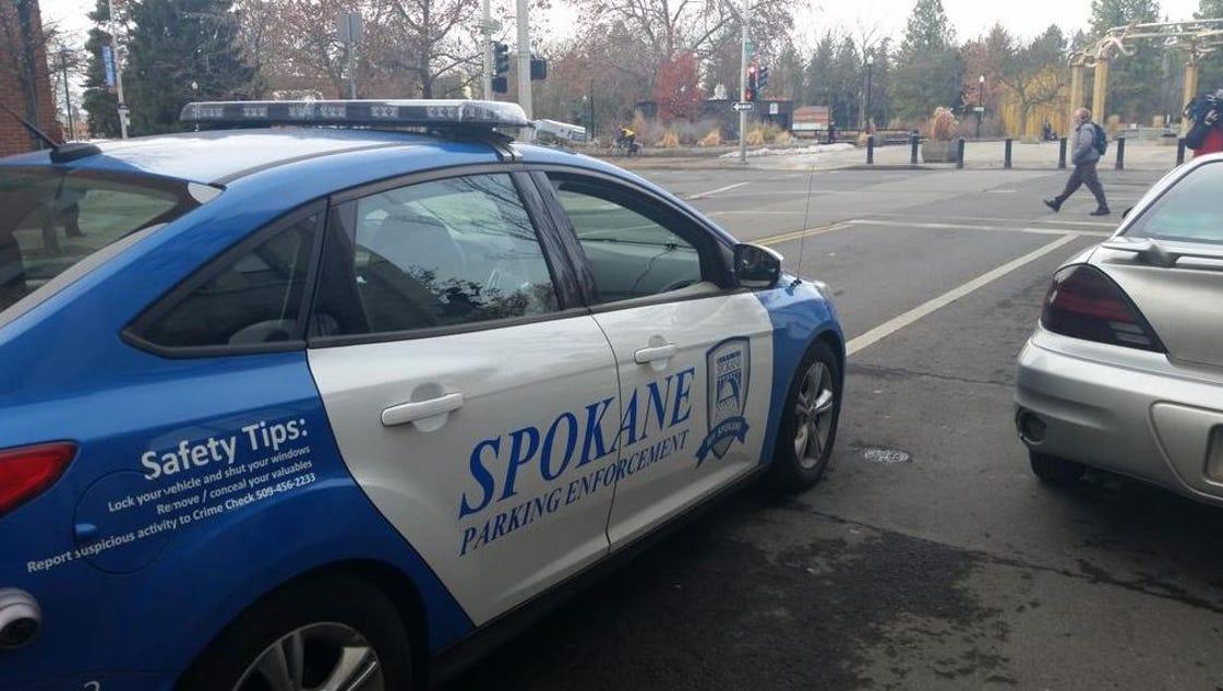 spokane s parking boot reduces unpaid parking tickets