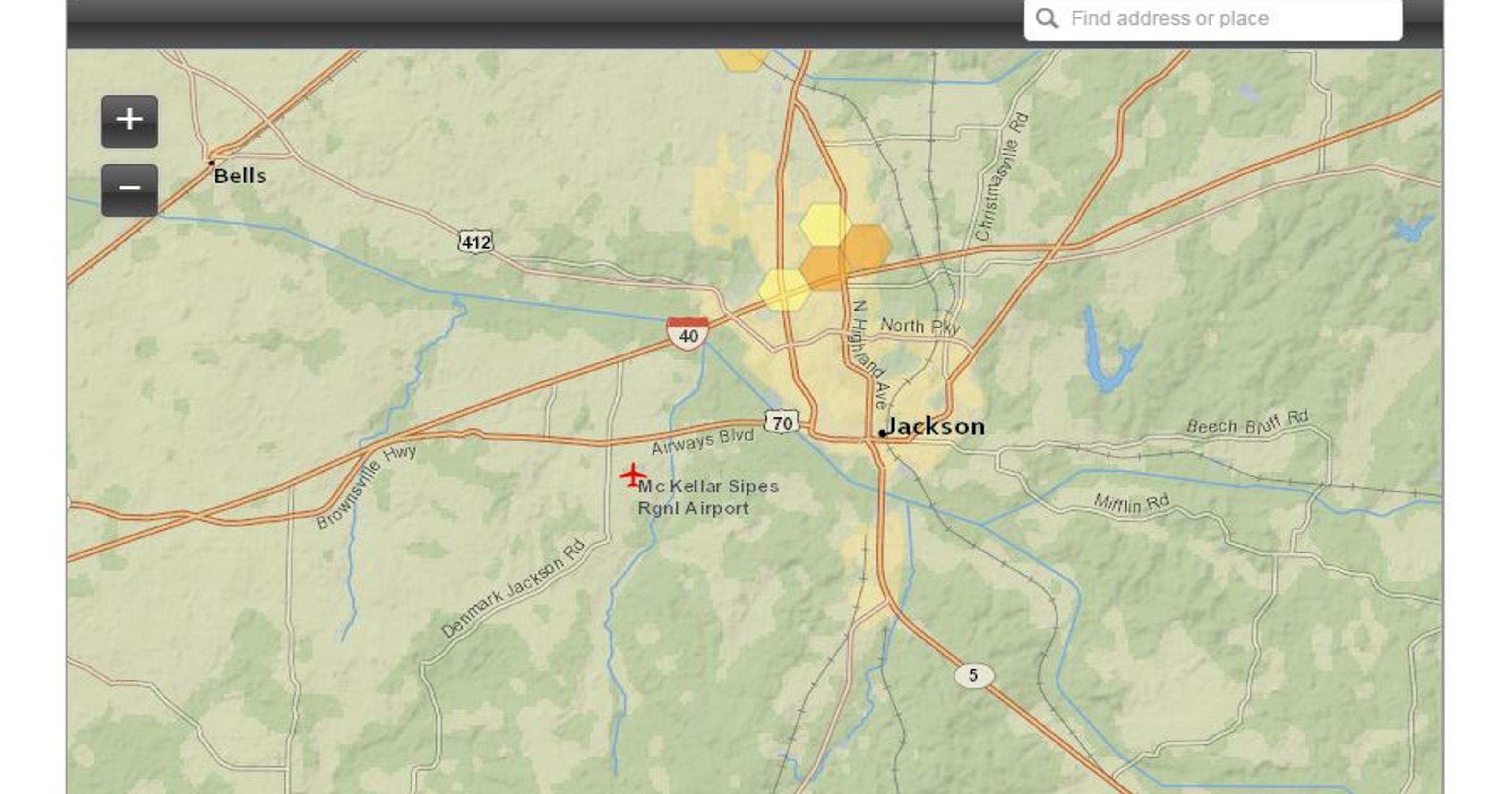 Power Outage Map Jea.Power Restored Vann Carriage House N Highland