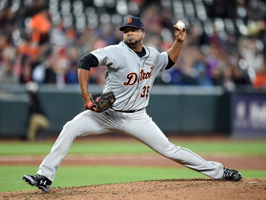 Detriot Tigers v Baltimore Orioles