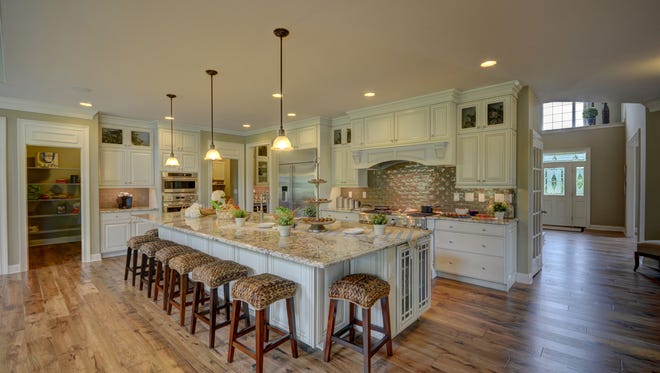 Kitchens are usually the center of a modern home, and K. Hovnanian Homes wants your new residence to have all the features you cherish.