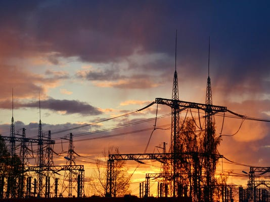 electric substation 1