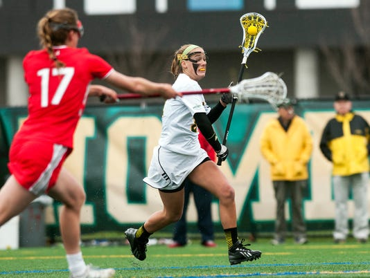 Stony Brook vs. Vermont Women's Lacrosse 04/26//14