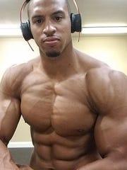 Hakeem Abdul-Saboor after a workout on June 8, 2017.