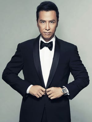 Donnie Yen is one of Hong Kong's biggest movie stars.