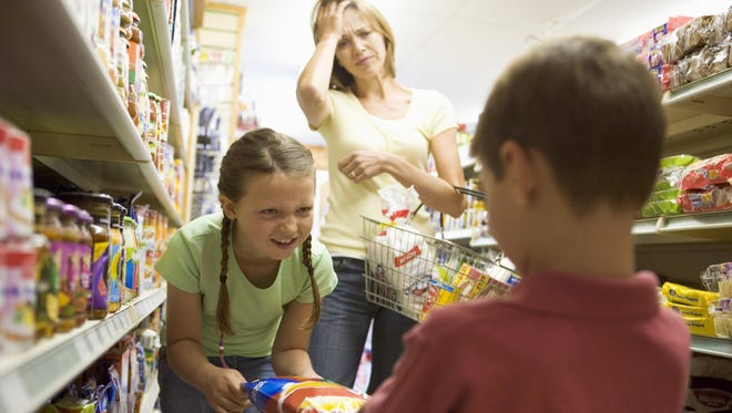 Children who misbehave at stores are one of the chief complaints businesses have about customers.