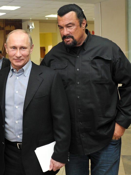 Vladimir Putin grants Russian citizenship to Steven Seagal USA Today