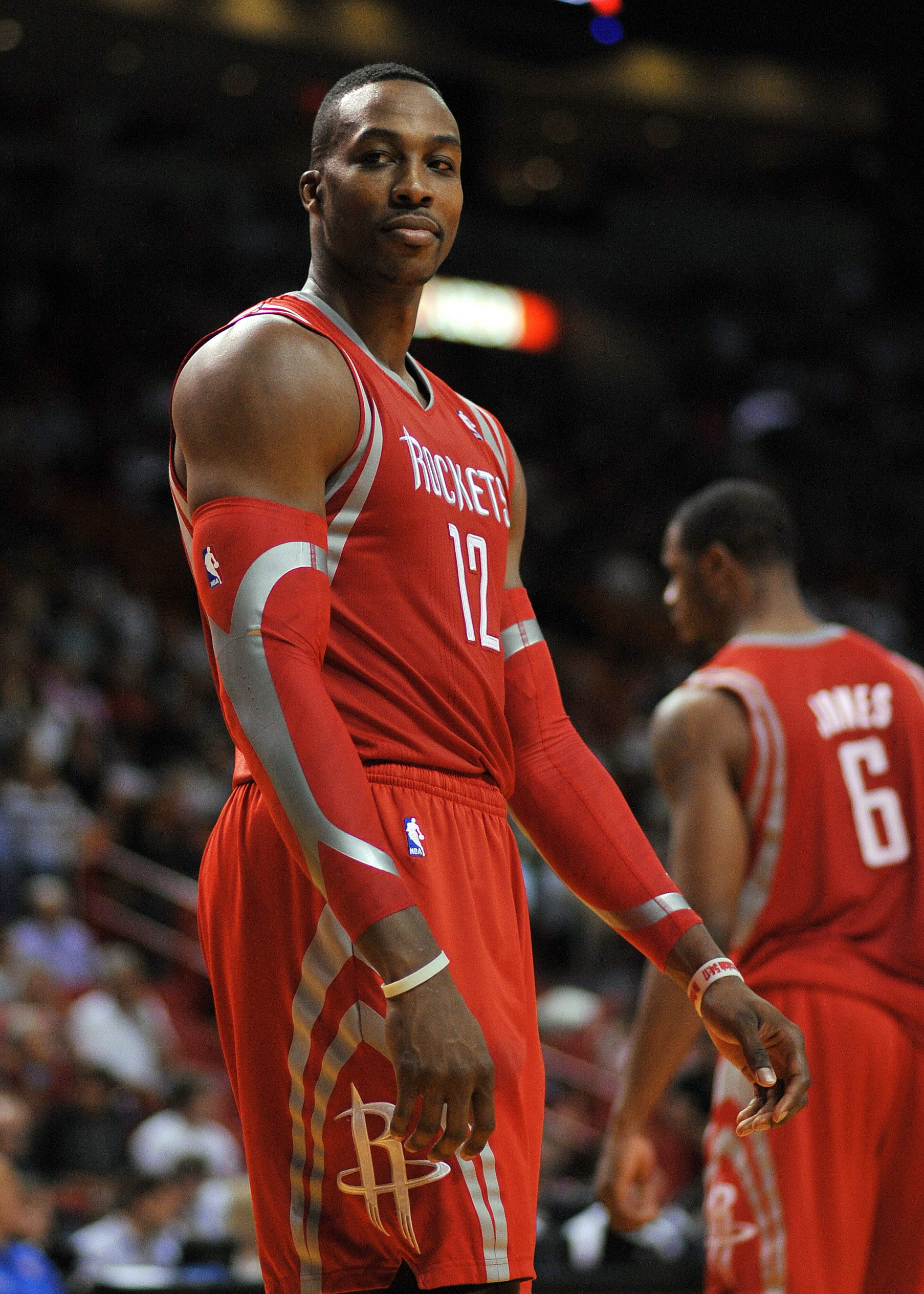 dwight howard mix