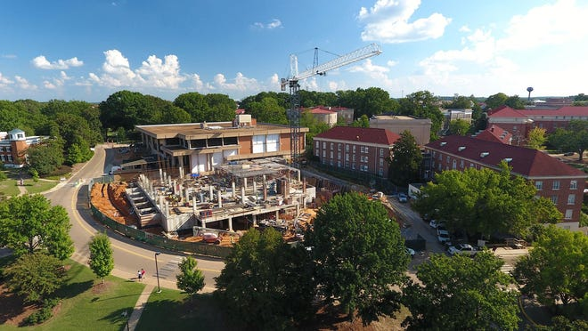 The Ole Miss Student Union renovation and expansion project is fully underway with closings and temporary relocations scheduled in the coming weeks.