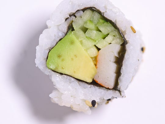 Sprouts Farmers Market – California roll Wednesday,