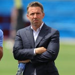 With Russ Brandon gone, won't be long until Bills training camp in Rochester is sacked